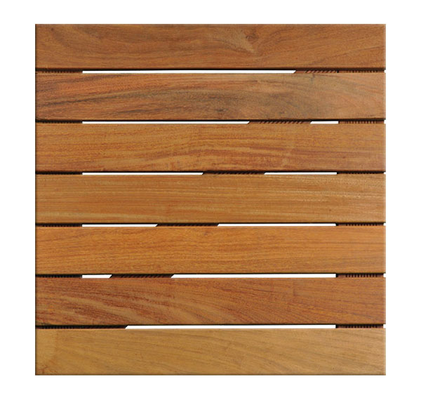 ipe decking tile